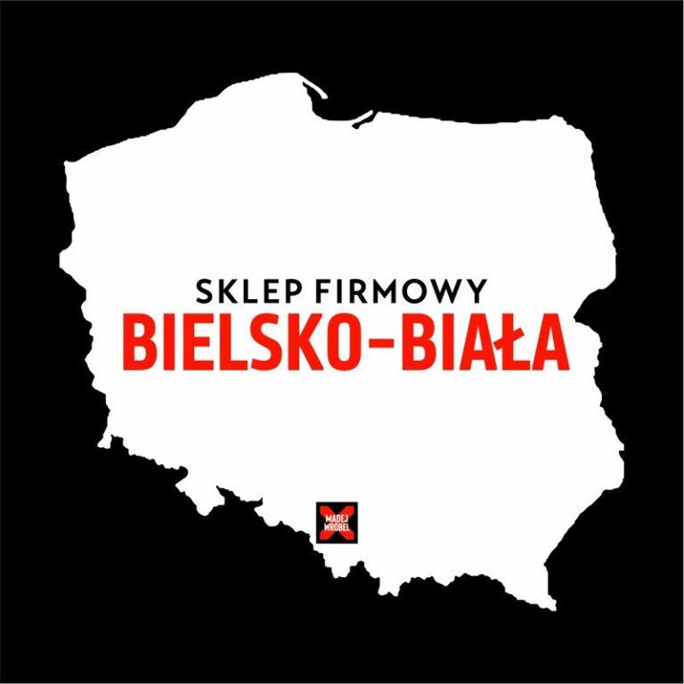 Bielsko-Biała: nowy sklep firmowy Madej Wróbel